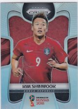 2018 Panini Prizm World Cup Silver Prizm #192 Kim Shinwook South Korea