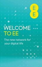 EE 4G SIM Data Card Ready-to-go Mobile Broadband iPad,Tablet,Wi-Fi device