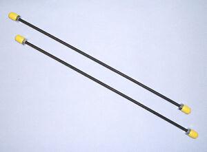 2 Stück Universal Bremsleitung 4,75 mm 2x F-Bördel 650 mm Länge 65 cm