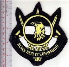 Italy Army Black Beret Commandos Airborne Combat Diver Italia Esercito Italiano
