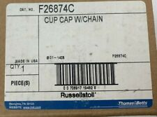 Russellstoll Thomas Amp Betts Cup Cap With Chain F26874c