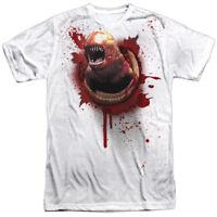 Authentic Alien Movie Chestburster Costume Sublimation Allover Front T-shirt top