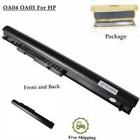 Genuine OA04 OA03 Battery for HP 740715-001 746641-001 746458-421 751906-541 OEM
