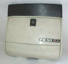 Vespa PK 50 80 125 XL - Handschuhfach Staufach Piaggio - original Lack weiß