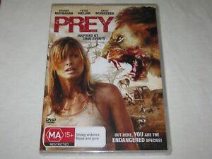 Prey - Peter Weller - Brand New & Sealed - Region 4 - DVD