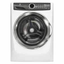 """ELECTROLUX EFLS527UIW Front Load Washer,White,31-1/2"""" D,38"""" H"""