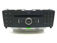 MERCEDES W204 X204 GLK RADIO CAR AUDIO AUTORADIO A2049007602 A2049015801