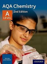 AQA Chemistry A Level Student Book by Ted Lister, Janet Renshaw 9780198351825