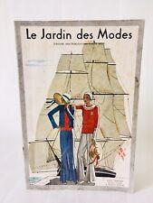 Le Jardin des Modes - Condé Nast - Revue Mensuelle - 1930