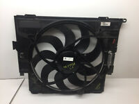 Genuine Used BMW radiator Cooling Fan for F30 7640508