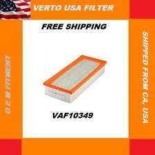 Verto USA Air Filter-Flexible Panel VAF10349 For Nissan Altima 2007-2012