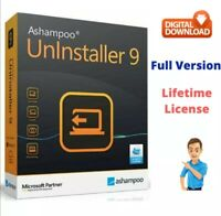 Ashampoo Uninstaller 9 Full Version License Key | Delivery in Seconds