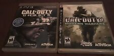 PS3 Call of Duty Modern Warfare Ghosts Combo Pack Video Games Playstation 3