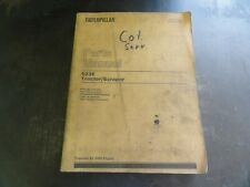 Caterpillar CAT 623E Tractor Scraper Parts Manual   SEBP1870-01