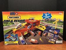 Matchbox 1995 Fire & Rescue Center Factory Sealed Dela1292