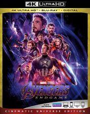 Avengers: Endgame (4K Ultra HD)(UHD)(Atmos)