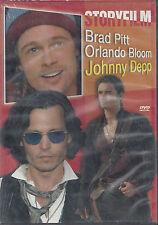 Dvd **STORY FILM ♦ BRAD PITT ♦ ORLANDO BLOOM ♦ JOHNNY DEPP** nuovo 2007
