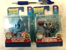 Pac-man & the ghostly adventures Poseable Mini Figures Metal Pac & Ice Pac~New~