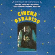 Cinema Paradiso - O.S.T. (Ennio Morricone) Korea Edition Bread New Sealed