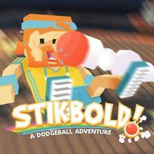 Stikbold! A Dodgeball Adventure Region Free Steam PC Key