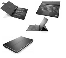 New Sealed Lenovo ThinkPad Helix Folio Keyboard Case Stand 4X30J32021 US English