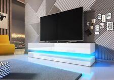 Sideboard Lowboard TV Fernsehschrank FLOW 140 cm Kommode inkl LED Highboard NEU
