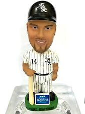PAUL KONERKO AQUAFINA CHICAGO WHITE SOX LIMITED EDITION BOBBLEHEAD DOLL SGA