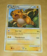 POKEMON PROMO CARD - RAICHU TRAINER KIT - RAICHU 19/30