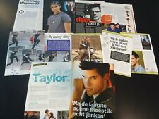 Taylor Lautner 10+ full pages   Clippings