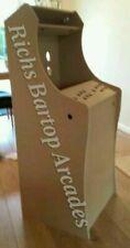 MIDI BARTOP ARCADE CABINET 2 PLAYER DIY FLAT PACK KIT RETROPIE MAME JAMMA