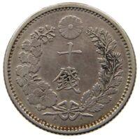 JAPAN 10 SEN 20 1887   #lt 621