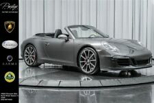 New listing 2013 Porsche 911 Carrera S