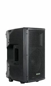 """Aktiver PA-Lautsprecher mit 10"""" Woofer, Bluetooth und 100 Watt, auch als Monitor"""