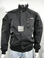 RALPH LAUREN RLX Racer/Motorcycle/Bomber Water Resistant Tech Jacket Black sz S