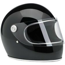 *Fast Shipping* BILTWELL GRINGO S MOTORCYCLE HELMET (Solid, Checker, Titanium..