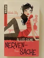 Wanda Zelig Alles reine Nervensache Roman Piper Verlag Buch