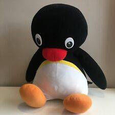 "EXTRA LARGE 20"" PINGU PENGUIN Soft Toy Plush 2007 Gift Collectable Rare Kids"