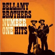 BELLAMY BROTHERS Number One Hits CD BRAND NEW The Greatest Hits