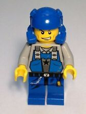 LEGO 8960 - POWER MINERS - Power Miner - Doc - MINI FIGURE