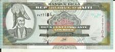 HAITI 250 GOURDES 2003  P 269. UNC CONDITION. 6RW 09ABR