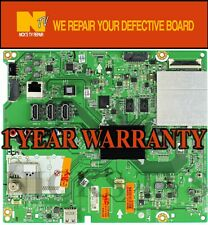 Mail-in Repair Service For LG 55UF6800 MAINBOARD
