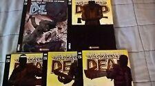 "The Walking Dead Kirkman Saldapress n° 25 ""Lucille"" 4 variant + Ottley esaurita!"