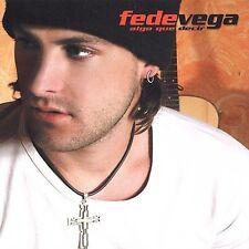 Algo Que Decir 2004 by Vega, Fede . Disc Only/No Case
