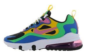 "Nike Kids ""Air Max 270 React (GS)"" Multicolor Training Shoes Multiple Size NIB"