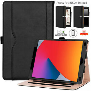 Leather Stand Smart Case For Apple iPad 10.2 (2020) 8th 7th Air 3 (2019) 3rd Gen