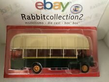 """DIE CAST BUS FROM THE MONDO """" RENAULT TN4 F (GAS) - 1940 """" SCALE 1/43"""
