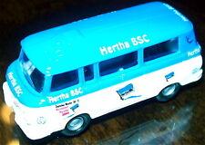 Hertha BSC Barkas Bus de SES ou Minicar? H0 1:87 å √