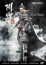 Gye Baek Korean Historical Drama - English Subtitle - TV Series - 9 DVDs Sets