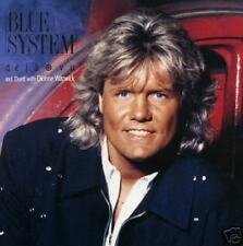 BLUE SYSTEM-DEJA VU-1991-GERMANY-HANSA RECORDS 262 084-CD-MINT-