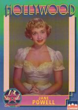 Jane Powell, Actress, Hollywood Star, Walk of Fame Trading Card --- NOT Postcard
